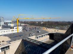 Realisatie dakwerkzaamheden stadskantoor A