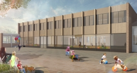 Uitbreiding en renovatie basisschool De Tweesprong