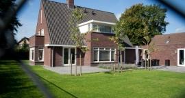 Nieuwbouw 5 villa's plan Wildhage