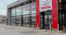 Nieuwbouw Toyotagarage