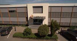 Verbouwing kantoor Calderys