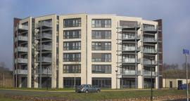Aanbrengen balkons appartementen